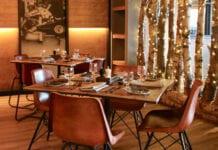 Brasserie Ecosse interior