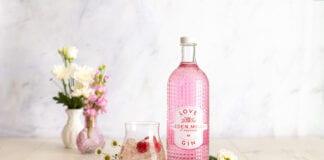 Eden Mill Love Gin bottle