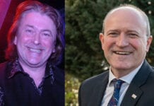 Donald MacLeod and David Cochrane MBE list