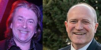 Donald MacLeod and David Cochrane MBE list