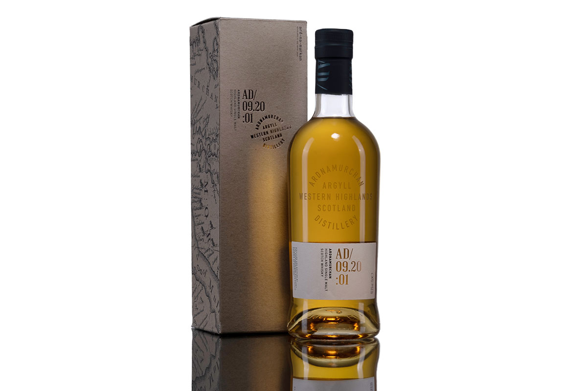 """The Ardnamurchan single malt is described as """"full-flavoured"""" and true to its location."""